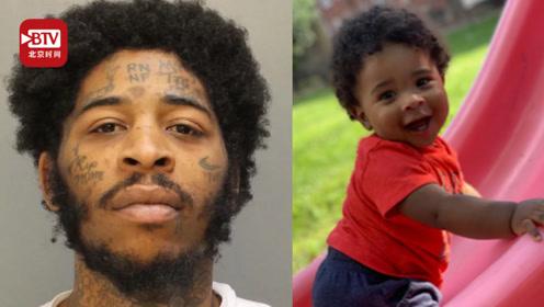 美国男子将1岁儿子当人肉盾牌 警方:他以为毒贩不敢对孩子开枪