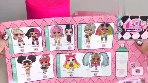 围观小姐姐拆娃娃lol盲盒,这一款超级可爱,太喜欢了!