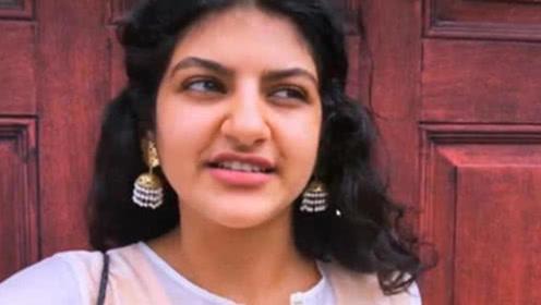 印度姑娘到中国旅游,看见厕所后懵了,直言:全都是骗人的