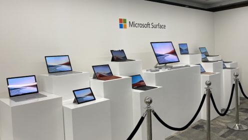 微软2019年秋季Surface新品品鉴会快速体验
