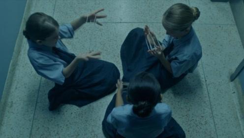 """孤儿院""""饲养""""16岁女孩!成年便卖给富人,一部高分恐怖惊悚片"""