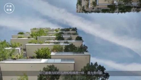 """中国第四代住房来了,""""全民别墅""""不再是梦?未来每家每户都会有"""