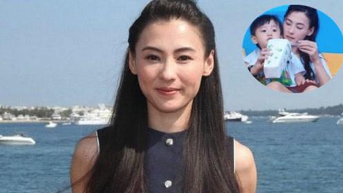张柏芝公开回应生下第三胎原因 说道陈冠希直言不后悔
