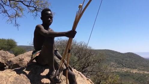 世界仅存的狩猎部落,不知道钱是什么,宁愿饿死也不种地!