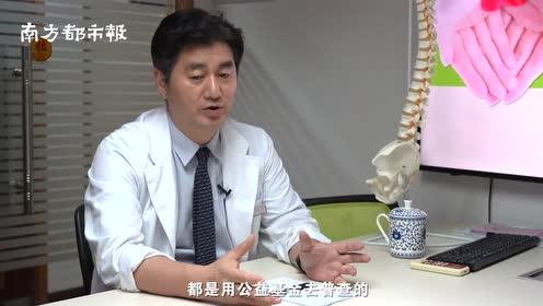 15岁小孩一年加重五十度!脊柱侧弯专家杨军林:终止是查的目的