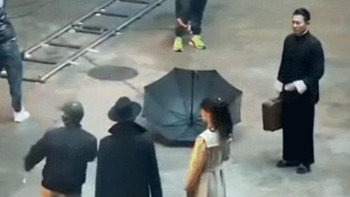 英皇发布声明 否认演员在刘德华新片中耍大牌