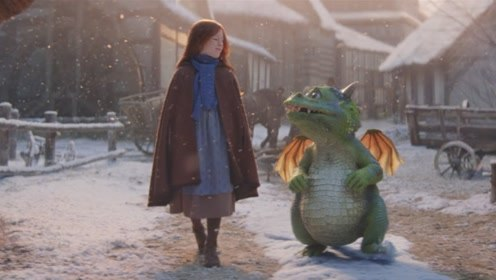 英国百货公司John Lewis的2019暖心圣诞广告,最后结局很暖心