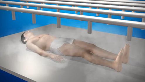 土葬或将成为历史?瑞士发明冰葬技术,遗体瞬间变骨灰!