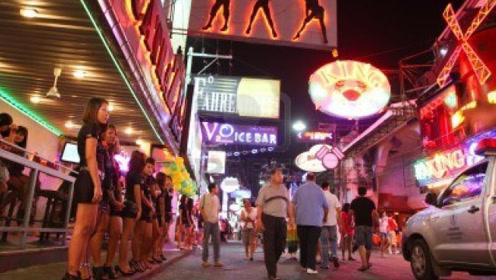"""泰国芭提雅,被誉为不夜城,堪称男人的""""天堂""""!"""