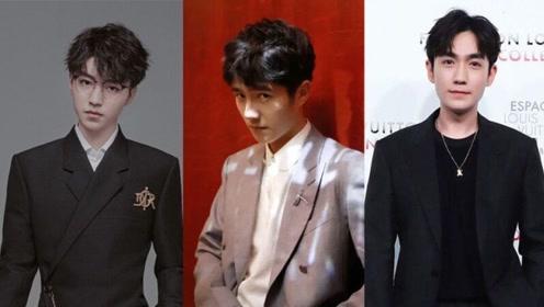 """王俊凯刘昊然穿西装表面很酷,却被它无情""""出卖"""",难逃可爱本质"""