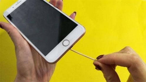 手机里插一根牙签,用途真是厉害,插一次省好几百,还好知道及时