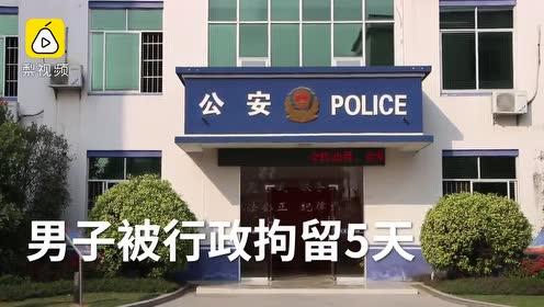 男子小区电梯猥亵女邻居被拘5日:是已婚人士,爱人不在身边