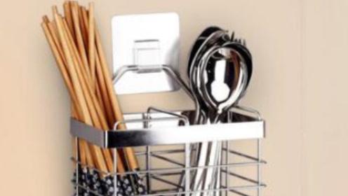 洗完筷子,筷子头朝上还朝下放,很多人没做对,难怪筷子老是发霉