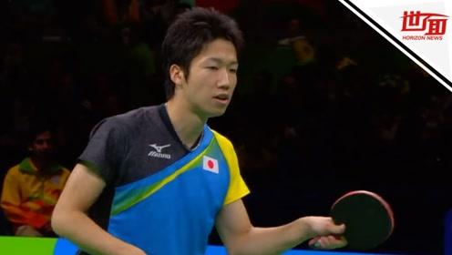日本男乒王牌出轨19岁少女 遭对方男友勒索数百万日元