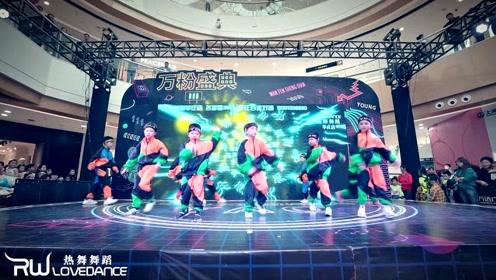 [新学员]Live少儿街舞 WOW 热舞舞蹈2019新生专场演出