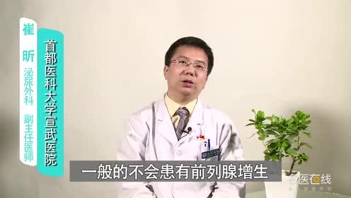 前列腺增生要从什么年龄开始注意