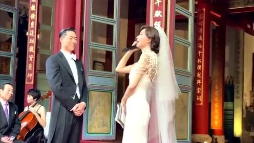 林志玲婚礼成本约83万元,而周润发结婚才花费15美元,却幸福一生