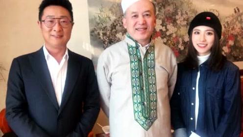 65岁郭达与林永健出席新剧首映礼,两人同框更多的像是兄弟俩