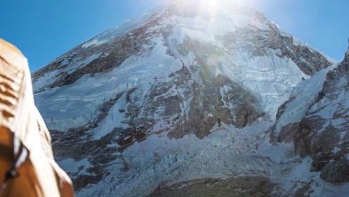 海拔高达8848米的珠穆朗玛峰,山顶温度到底是多少度?专家给出答案
