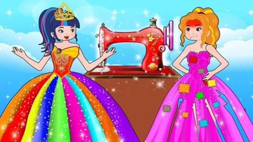 姐妹俩看上同一条裙,姐姐不择手段抢到裙子,被老板当场抓包!