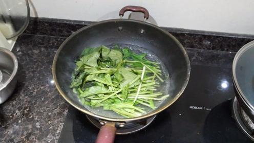 你家吃菠菜焯水吗?好多人并不懂得,别不当回事,早知早受益