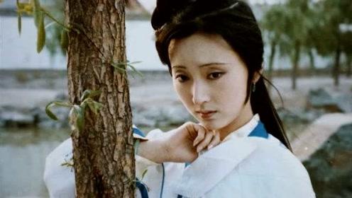 87版《红楼梦》薛宝钗晒近照,54岁肤白貌美身家过亿至今依然单身