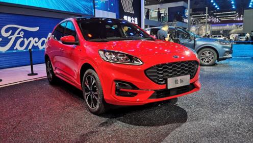 广州车展快评福特锐际,2.0T匹配8速变速箱,与翼虎同堂销售