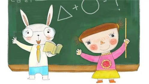 二年级数学,3人握手,共握多少次,称连线法合适不