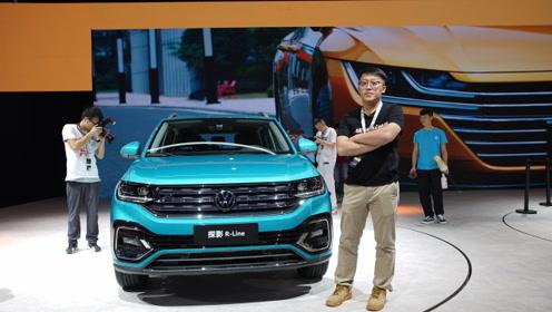 预售12万元起,大众小型SUV探影亮相