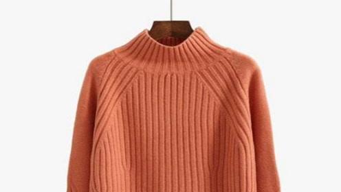 去年的旧毛衣,简单剪一剪,再次穿上都不舍得脱下来
