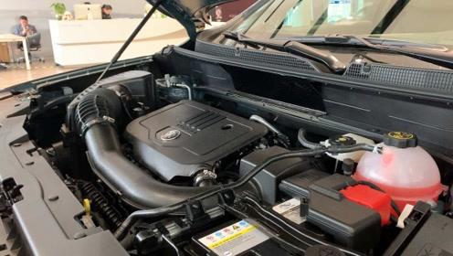 【GO车扫一扫】动力强于汉兰达 配9AT变速箱 别克昂科旗动力解析