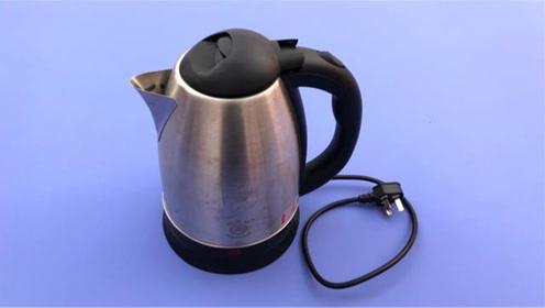 这种电热水壶不要买回家,性能再好也不行,早些叮嘱家人,涨知识