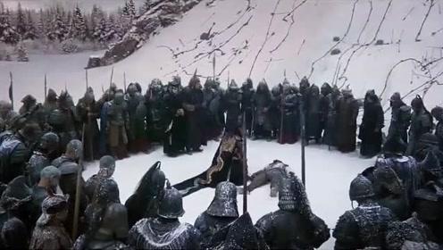 24名俄罗斯勇士力战百万蒙古大军,一部史诗级战争爽片!下