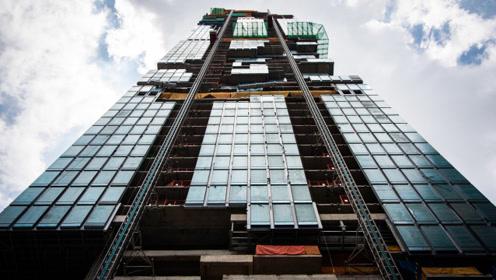 """泰国造价180亿的大厦,被建成""""马赛克"""",如今被卖掉还债!"""