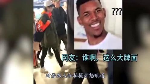 李宇春机场现身排场大,路人询问遭助理怒吼:让开!找踢是吧!