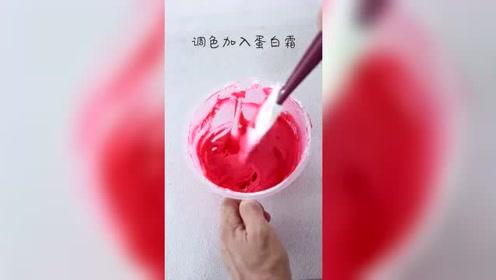 美食:能吃是福,国庆约个小猪马卡龙吧!