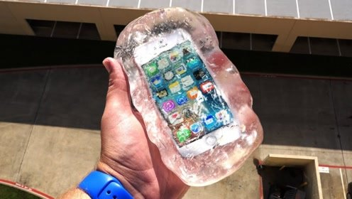 液体玻璃能保护手机吗?老外从100米高空扔下,结果万万没想到