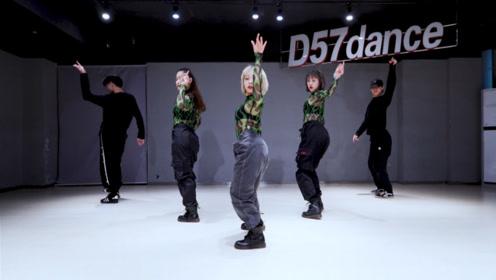 D57舞蹈工作室,AVA编舞《PANCAKE》舞蹈视频