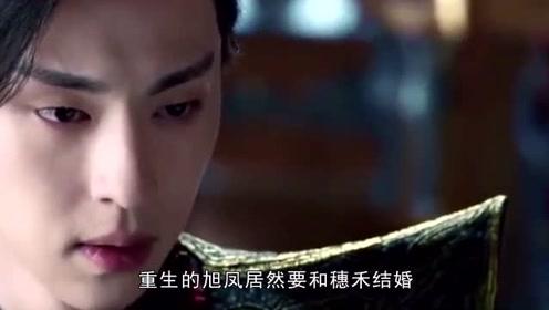 香蜜:旭凤明知锦觅不辨五色,旭凤为何当着他的面强调这句话?