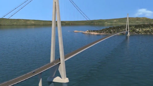 """中国建筑走进欧美,挪威哈罗格兰德大桥印上""""四川造""""的标签!"""