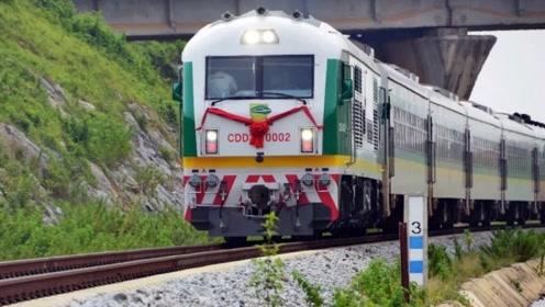 中企承诺向尼日利亚转让铁路技术,印网友:为什么我们没有援助?