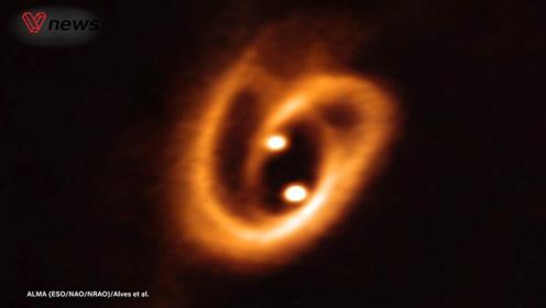 新星诞生,科学家披露两颗恒星形成的细节