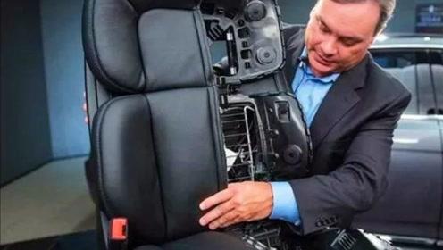 花很多钱买一辆豪车,为啥开久了一样会腰疼,是座椅没设计好?