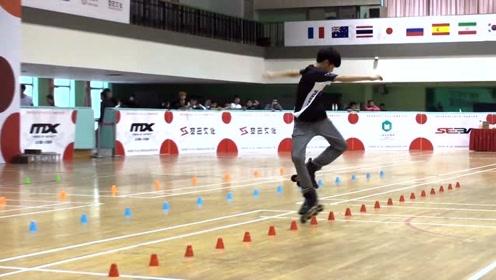 2019SSO上海国际公开赛 青男花式对抗 小组赛 第八组