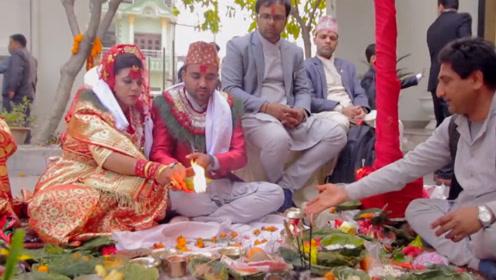 尼泊尔奇特习俗,女性至少结两次婚,第二次才能嫁给男人!