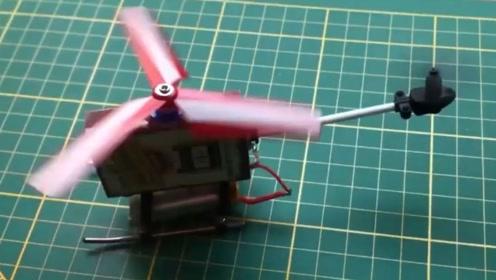 火柴盒制作玩具飞机,你学会了吗?