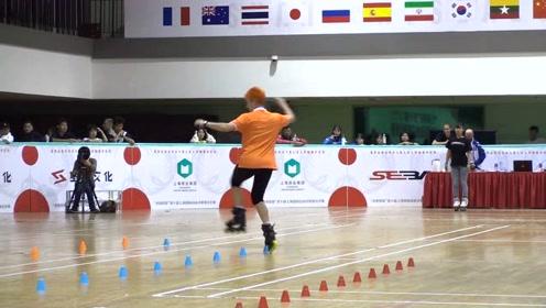 2019SSO上海国际公开赛 成女花式对抗 资格赛 第二组
