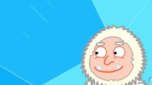小老鼠给猴子大叔做出矿石眼镜,还用钻石打磨,简直也太厉害!