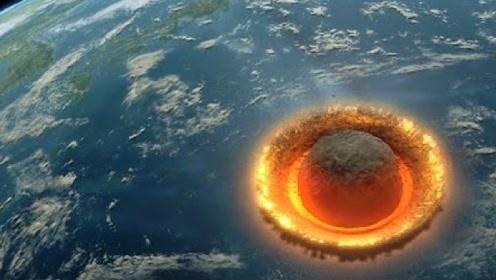 人类能否阻止小行星撞击地球,避免重蹈恐龙覆辙?看完背后一凉!