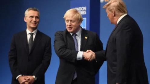 """70岁""""北约""""首次聚焦中国崛起 敌人或是伙伴?英国首相正面回应"""
